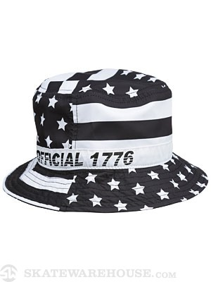 Official New Order Bucket Black/White SM/MD