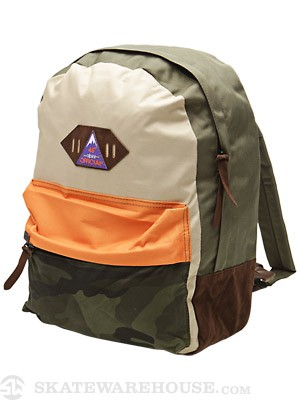 Official Traverse Backpack Khaki