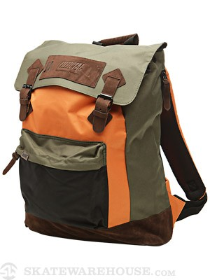 Official Traverse Rucksack Olive