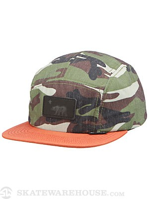 Official Viva Osos Camp Hat Camo