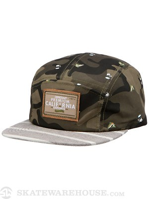 Official VX Trout Camp Hat Camo