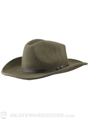 Official The Walter Brim Hat Brown SM/MD