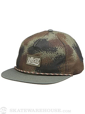 Official X21 Hat Camo