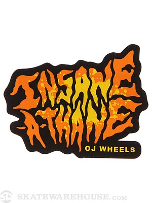 OJ Wheels Insane-A-Thane 2.5