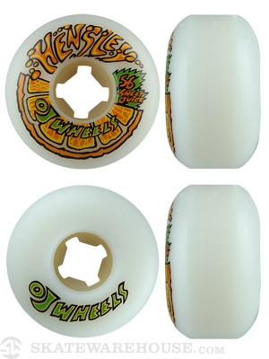 OJ Matt Hensley Pro 99a White Wheels