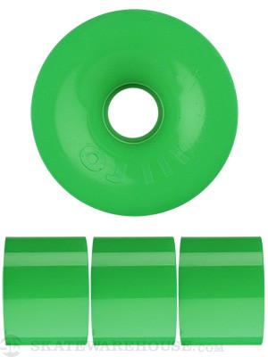 OJ Thunder Juice 78a Green Wheels