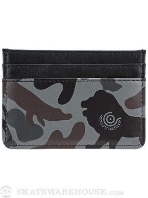 Organika Animal Camo Wallet Camo