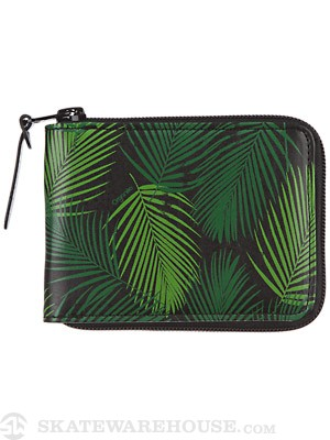 Organika Palms Wallet Black