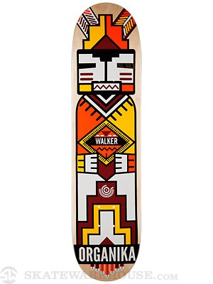 Organika Walker Kachina Deck  7.75 x 31.5