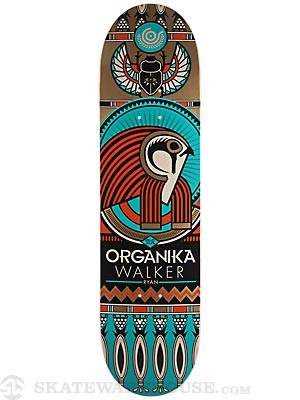 Organika Ryan Scroll Series Deck  8.25 x 32