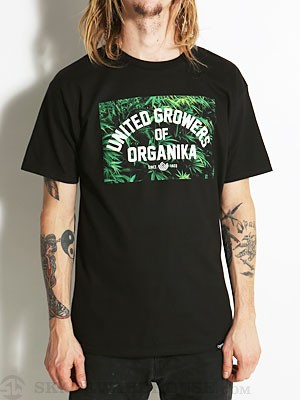 Organika Unified Tee Black MD