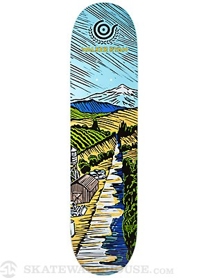 Organika Ryan Landscapes Deck 8.06 x 32