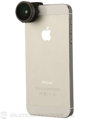 Olloclip 4-In-1 Lens System for iPhone 5 Grey/Black