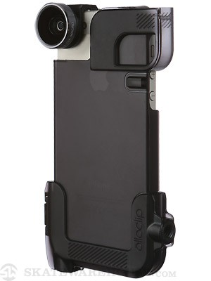 Olloclip 4-In-1 Lens & iPhone 5 Case Space Grey/Black