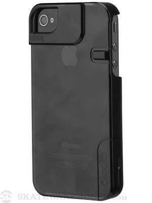 Olloclip Quick-Flip Case for iPhone 4/4s  Black