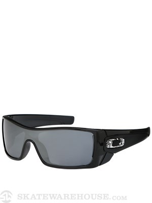 Oakley Batwolf Sunglasses  Black Ink w/Black Iridium