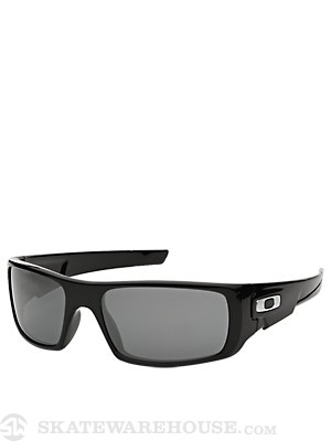 Oakley Crankshaft Sunglasses  Polished Blk/Blk Iridium