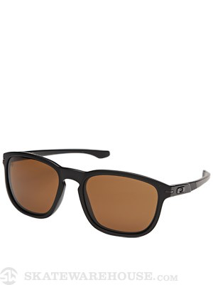 Oakley Enduro Sunglasses  Matte Black w/Drk Bronze