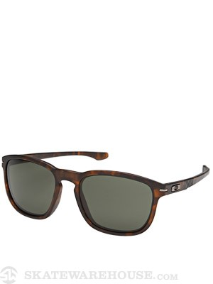 Oakley Enduro Sunglasses  Matte Brown Tortoise/Dk Grey