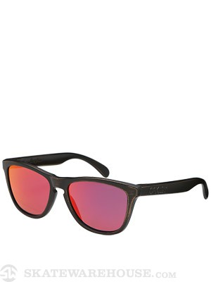 Oakley Frogskins Sunglasses  Bronze Decay/Ruby Iridium