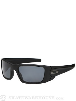 Oakley Fuel Cell Sunglasses  Matte Black w/Grey Polar