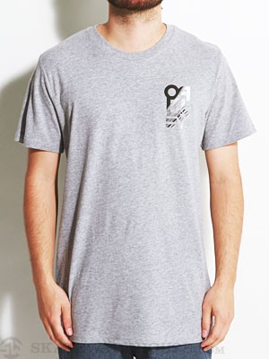 Oakley Factory Pilot Tee Heather Grey MD