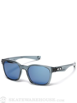 Oakley Garage Rock Sunglasses  Crystal Blk/Ice Iridium