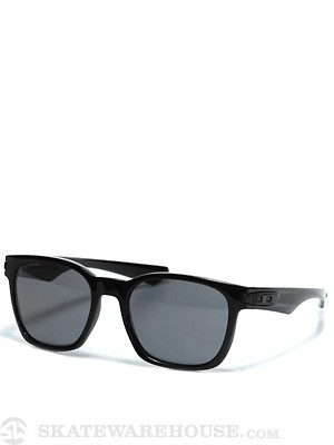 Oakley Garage Rock Polarized Sunglasses Pol. Blk/Grey