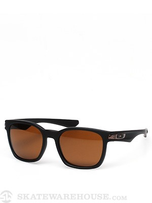 Oakley Garage Rock Sunglasses  Matte Black/Dk Bronze