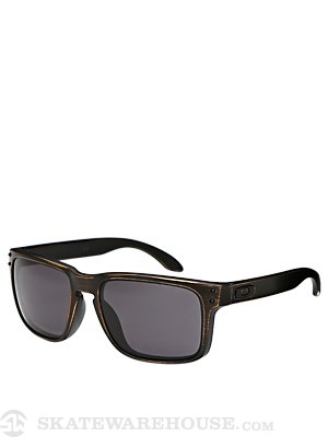Oakley Holbrook Sunglasses  Bronze Decay/Warm Grey