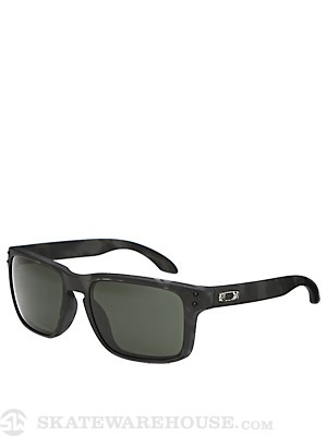 Oakley Holbrook Sunglasses  Matte Black Tort/Dark Grey