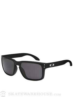 Oakley Holbrook Matte Black w/ Warm Grey