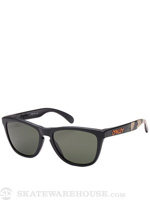 Oakley Koston Frogskins Matte Blk Camo/Dark Grey