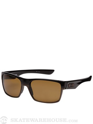 Oakley TwoFace Sunglasses  Brown Sugar w/ Bronze Polar