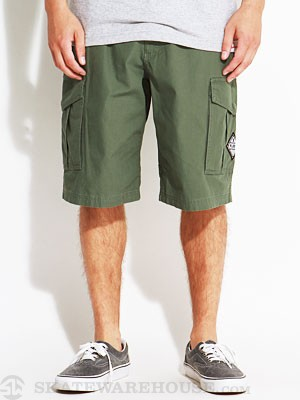 Plan B Combat Cargo Shorts Surplus 28