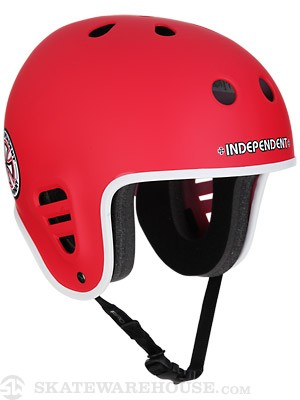 Classic Full Cut Skateboard Helmet Independent SM