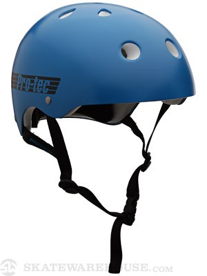 Protec The Classic Helmet Blue Retro XS