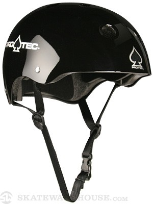 Protec The Classic Helmet Black SM