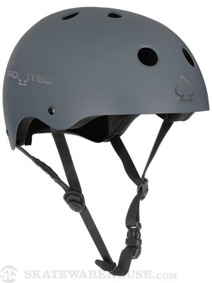 Protec The Classic Helmet Matte Gray MD