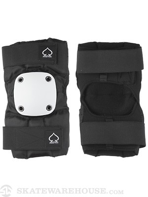 Protec Park Elbow Pads  Black/White