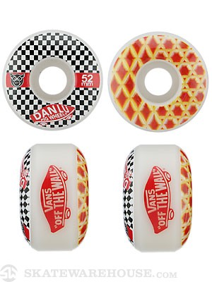 Pig Dan Lu Vans Collab Wheels
