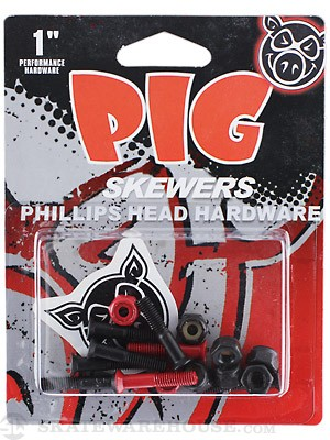 Pig Red Skewers Phillips Hardware
