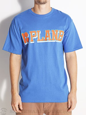Plan B Built Tee Royal XL