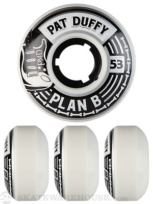 Plan B Duffy Crest 2.0 Wheels 53mm