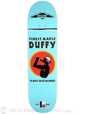 Plan B Duffy Spirit Deck  8.375 x 32.125