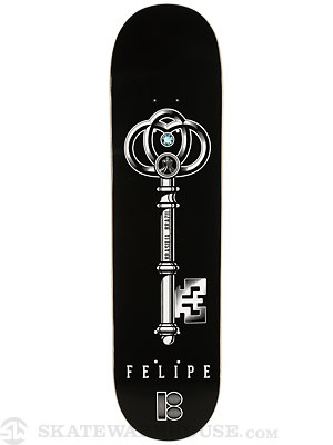 Plan B Felipe Key Deck  8.0 x 31.75
