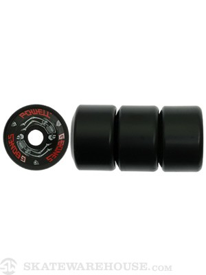 Powell G-Bones Wheels  Black