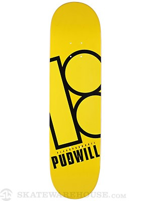 Plan B Pudwill Brights Deck  8.25 x 31.75