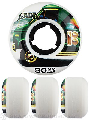 Plan B Ladd Vantastic Wheels 50mm