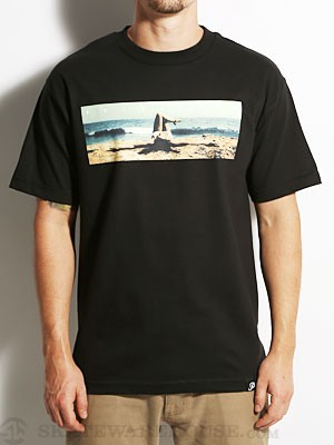 Primitive Break Tee Black SM